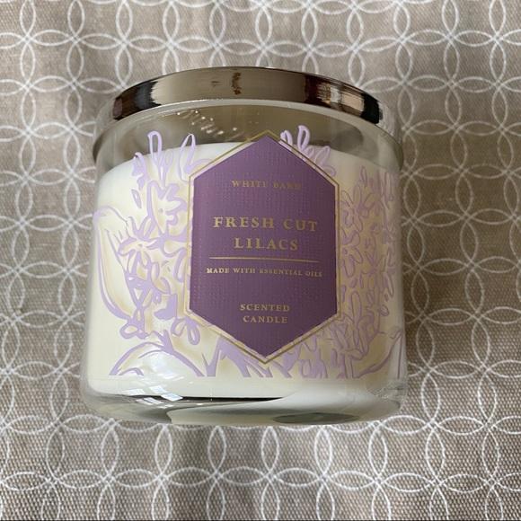 Bath & Body Works Fresh Cut Lilacs Candle